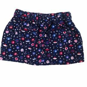 Jojo Maman Bebe floral skirt